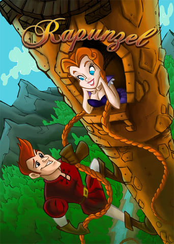 Poster of Rapunzel