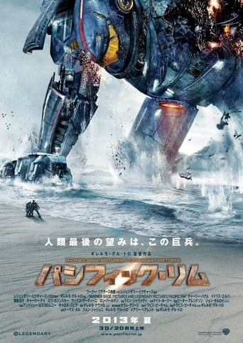 Poster of Director's Notebook: Pacific Rim