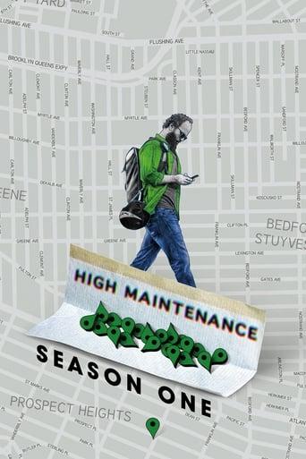 High Maintenance 1ª Temporada - Poster