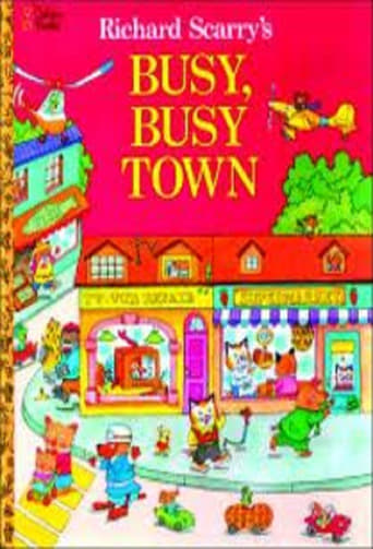The Busy World of Richard Scarry Tara Strong  - Unknown