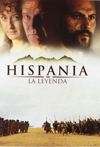Poster of Hispania, la leyenda