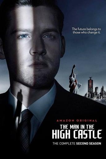 O Homem do Castelo Alto 2ª Temporada - Poster
