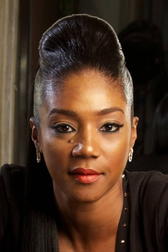 Tiffany Haddish alias Master of Ceremonies (voice)