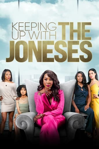 Poster Keeping Up with the Joneses