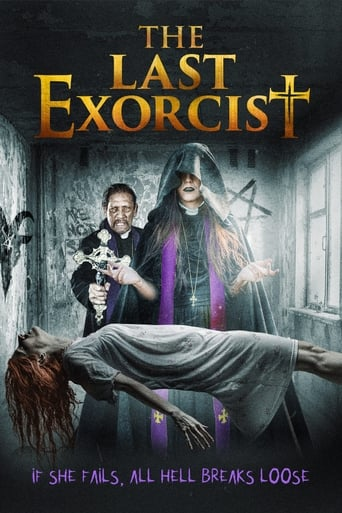 The Last Exorcist Poster