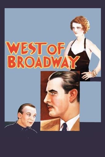 Poster of West of Broadway