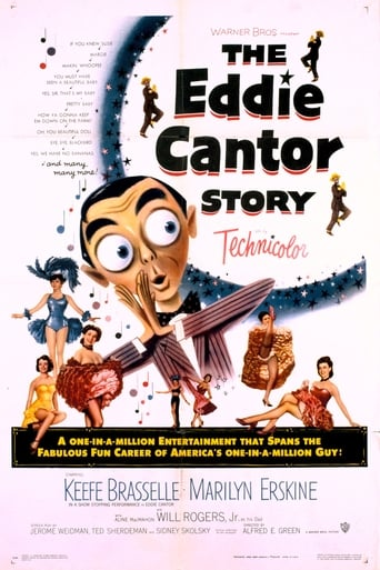 Poster of The Eddie Cantor Story