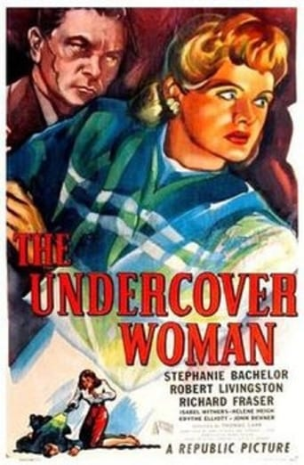 Poster of The Undercover Woman