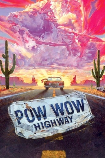 Poster of Powwow Highway