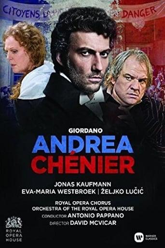 Poster of Giordano Andrea Chenier