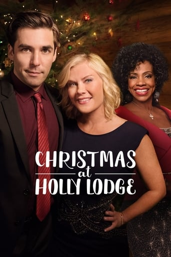 Poster of Christmas at Holly Lodge