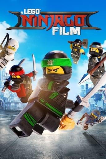Poster of A Lego Ninjago: Film