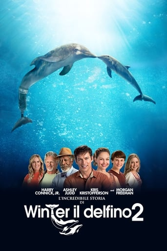 Cartoni animati L'incredibile storia di Winter il delfino 2 - Dolphin Tale 2