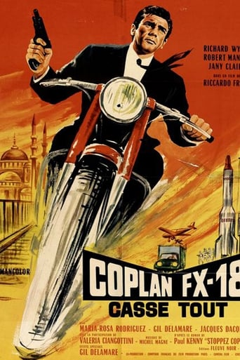 Poster of Coplan FX-18 Casse Tout