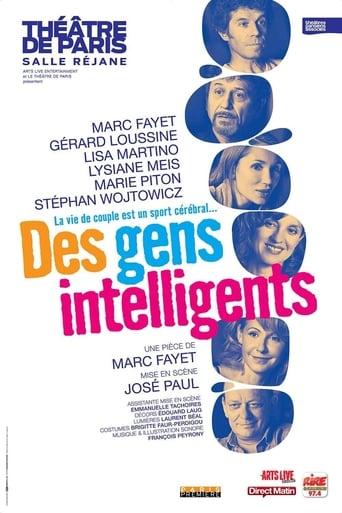 Poster of Des gens intelligents