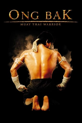 Ong Bak: Muay Thai Warrior