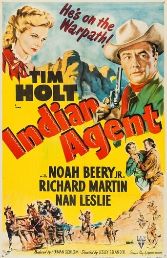 Poster of Indian Agent