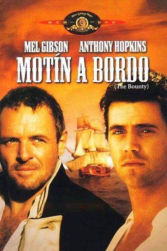 Poster of Motín a bordo
