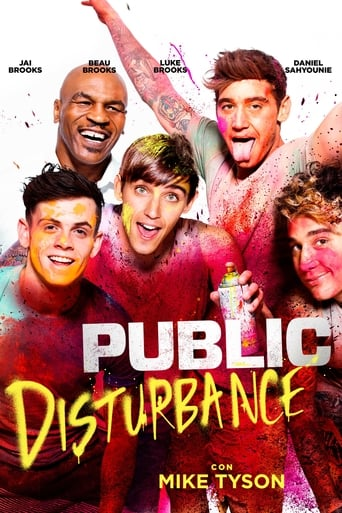 Poster of Public Disturbance