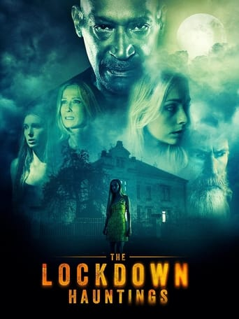 Poster The Lockdown Hauntings