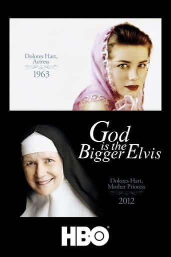 God is the Bigger Elvis Movie Poster
