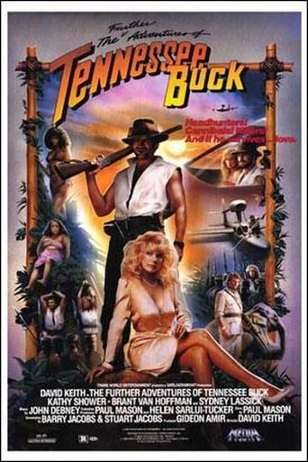 Poster of Las aventuras de Tennessee Buck