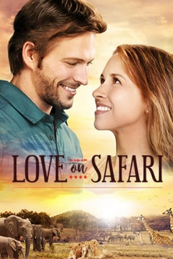 Love on Safari Poster