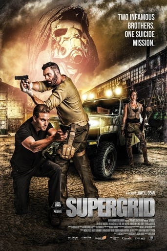 Poster of SuperGrid