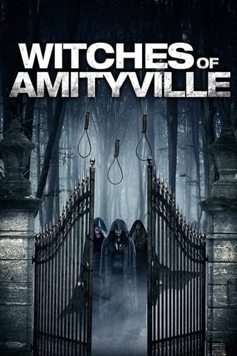 Witches of Amityville Academy Poster
