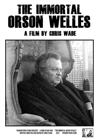 Poster of The Immortal Orson Welles
