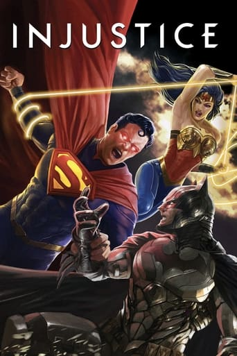 Poster Injustice