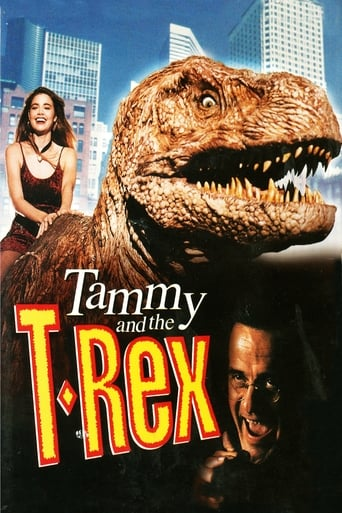 Poster of Tammy and the T-Rex