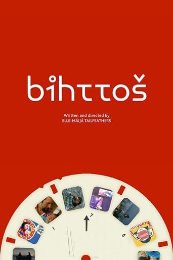 Poster of Bihttoš