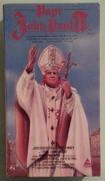 Poster of Pope John Paul II