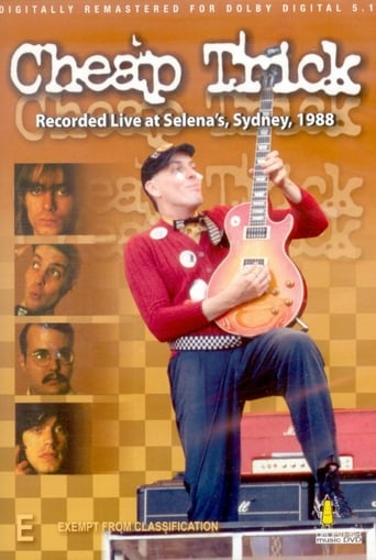 Poster of Cheap Trick - Live In Australia '88