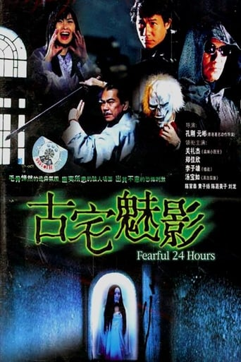 Poster of Fearful 24 Hours