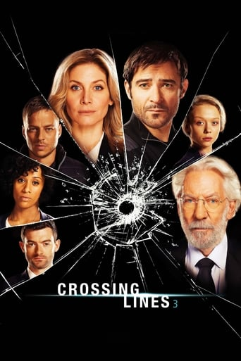 Crossing Lines 3ª Temporada - Poster