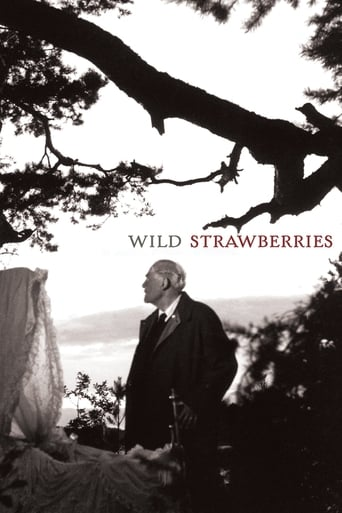 wild strawberries 1957