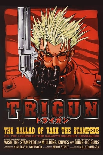Poster of TRIGUN fragman