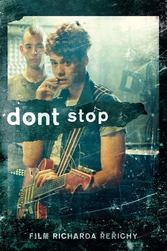 Poster of Don't Stop