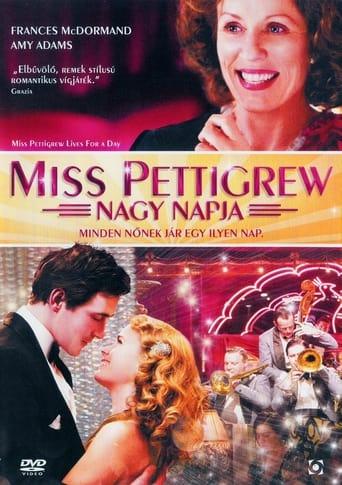Miss Pettigrew nagy napja