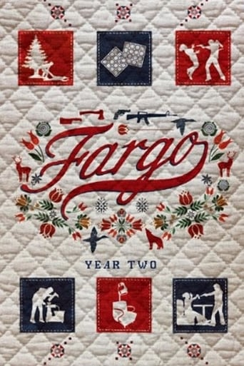 Poster of Fargo - Year 2 fragman