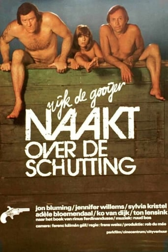 Poster of Naked Over the Fence