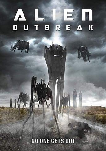Alien Outbreak Poster