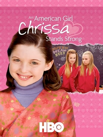 Poster of An American Girl: Chrissa Stands Strong