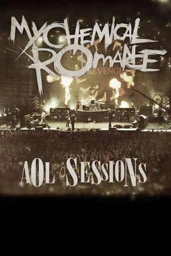 Poster of My Chemical Romance: AOL Sessions