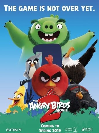 Poster of Angry Birds 2