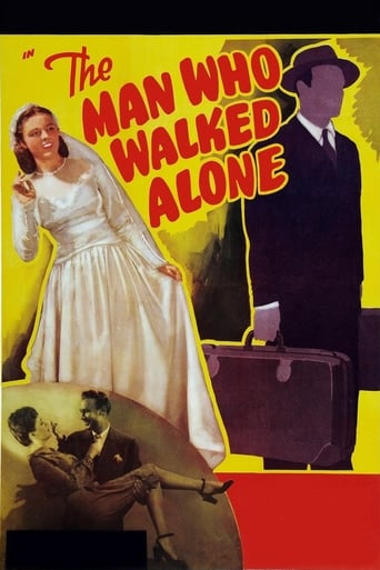 Poster of The Man Who Walked Alone