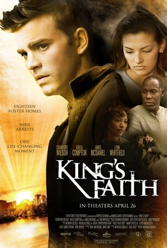 Poster of King's Faith