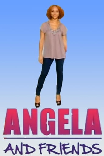 Poster of Angela and Friends